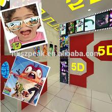 Latest 5D cinema platform