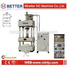 manual hydraulic press/metal forming press/metal deep drawling press