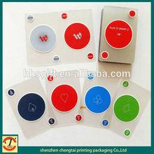 Popular printable mini playing cards 2014