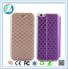 2014 New Product Flip Luxury Purse PU Case For Galaxy S4