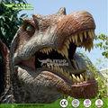 jurásico parque temático realista mechnical dinosaurio spinosaurus modelo