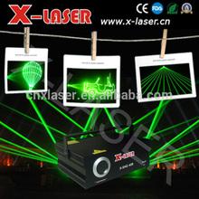 DMX dj lights stage green color animation laser show system