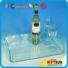 custom simple design beer tray