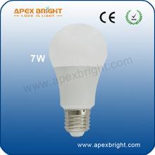 7W hue bulb led bulb by Xiamen
