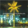Jardín lf082212 artificial decorativa de luz del árbol/interior& al aire libreiluminado de coco los árboles de palma