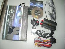 Professional manufacturer pet and personal vehicle fleet management TK-103 engine immobilizer gps car tracker