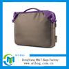 New fashion waxed canvas laptop bag 14 inch laptop messenger bag