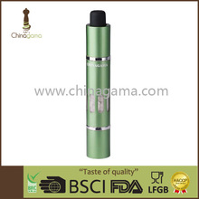 One Hand Good Operating FDA LFGB Factory Supplied Colorful Pepper Mill