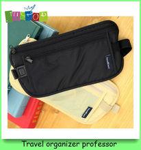 TC slim waist pack for travel