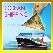 Sea freight Shenzhen to USA INDIANAPOLIS, In---Jason