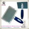 ( xl) pr80047-1 cosméticos de belleza más reciente popular profesional personalizado duradero cepillo de pelo de conjunto para el perro y el gato