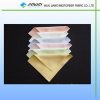 high quality polyester polyamid microfiber cloth for glasses