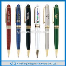Luxury brands pen logo pen calf pens sale for office stationery list
