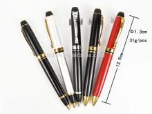 golden luxury nice ballpen,for anniversary present gift pen TC-1020b