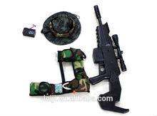 ปืนพลาสติกสำหรับเกมยิง