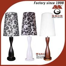 black or white or maroon wooden room light