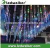 100cm nightclub 3d dmx vertical tube, led lights snow drop