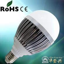 Best Heatsink Design Bridgelux Chips buddha light plastic housing bulb
