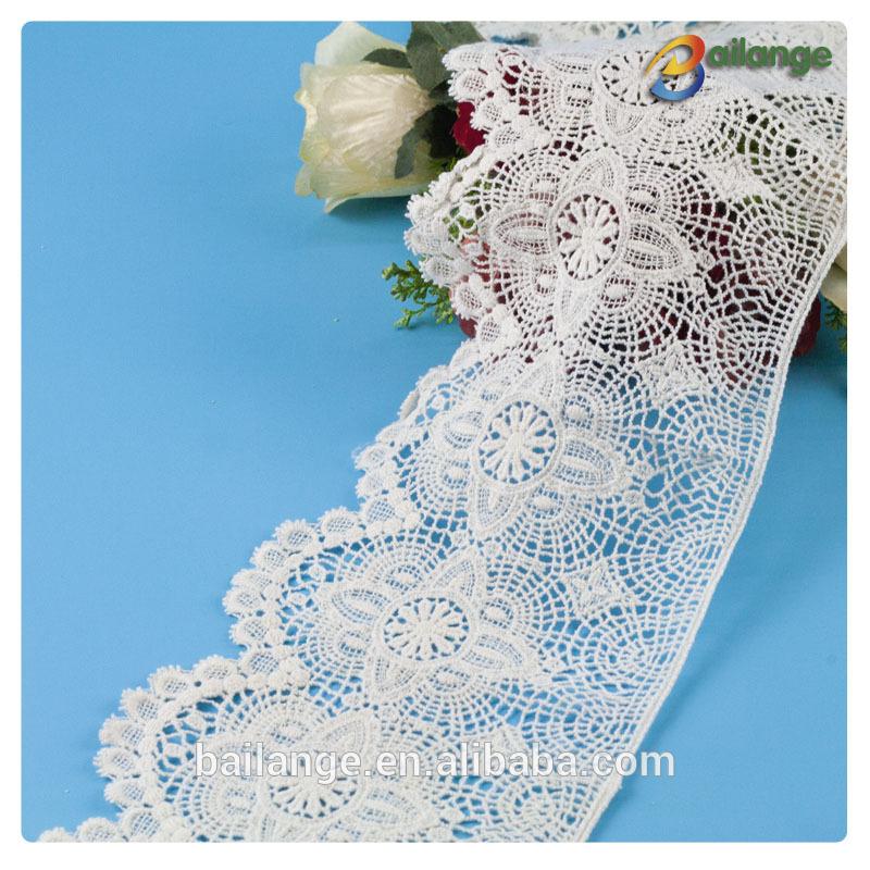 moda su misura lungo in pizzo manica da sposa abiti design