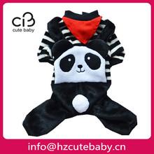 2014 panda dog clothes brand