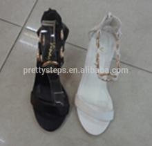 Knee roman latest fashion girls sandals chappals Pretty Steps Guangzhou