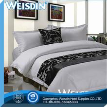 taffeta fabric high quality the most popular brand duvet cover set