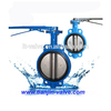 High quality competitive price butterfly valve drawing