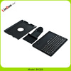 High Quality 360 Degree Rotate Detachable Colorful Keyboard Cover For iPad 2/3/4