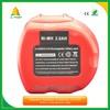 nimh power tool battery for bosch 9.6v 3ah 3.5ah