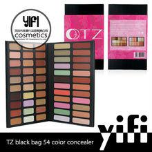 New product 2014! TZ brand 54 colors dark circle concealer best under eye concealer acne concealer manufacturer