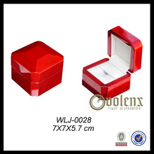 forever classical wooden engagement ring box