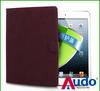 2014 New Fashionable Book Leather Case for iPad Mini 1/2