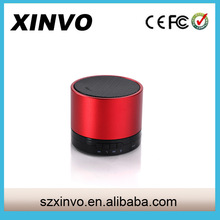 Mini TF card bluetooth speaker with rechargeable battery