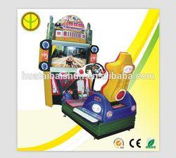 Top quality designer high quality kid racing game machine
