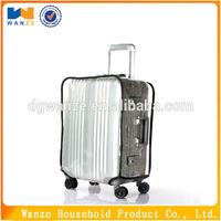 waterproof pvc plastic luggage wheel cover