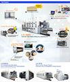 Giga lx-608cn flexo máquina de impressão gráfica