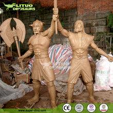 Fibergalss Life Size Figure Statue for Memorize