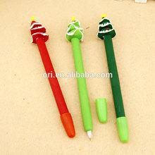 Christmas tree pen and umbrella ball pen