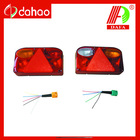 12V trailer tail lamp
