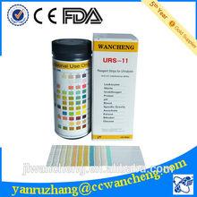 medical diagnostic test kit, URS-11 urine nitrite test strip