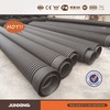 DWC 600mm sn8 hdpe double wall corrugated pipe for drainage