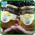 Recurso à prova d'água e etiqueta adesiva tipo de forma de rolo de etiquetas de mel de abelha etiqueta