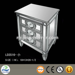 mirror glass file cabinet hardware