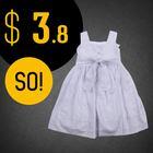 New product custom summer dress design patterns kids
