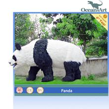 2014 Animatronic animals coming into your eyes -- China panda