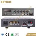 linea 100v telecomando audio 30w 60w usb sd card bluetooth radio fm dc12v amplificatore mixer