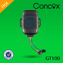 Concox GT100 best motorcycle GPS coordinates locator and easy to install