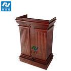 wooden podium/wooden church podium stand