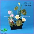 wholesale artificial lotus flower for decoration