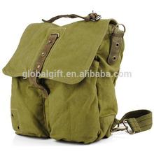 Canvas Shoulder Bag Military Messenger Bag